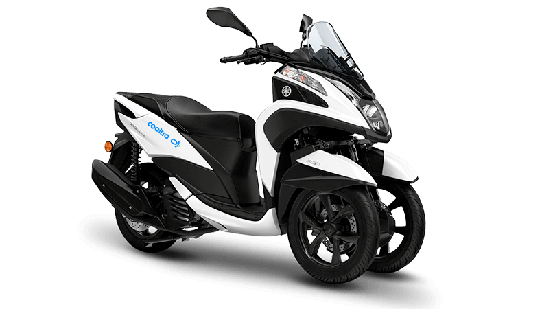 Yamaha Tricity 125cc Specifications | Cooltra com Ciudades Barcelona