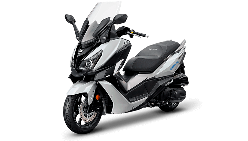 SYM Cruisym 125cc Specifications | Cooltra com