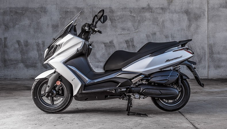 Kymco Superdink 125cc Specifications | Cooltra com