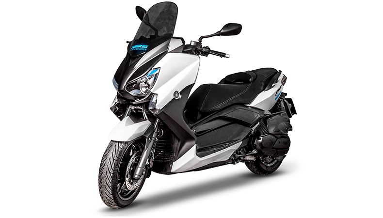 Yamaha XMAX 125cc Specifications   Cooltra com
